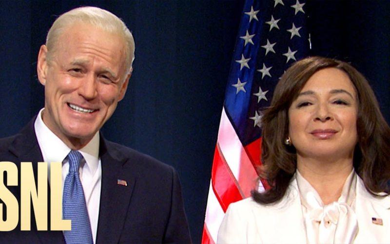 SNL's Biden Victory sketch
