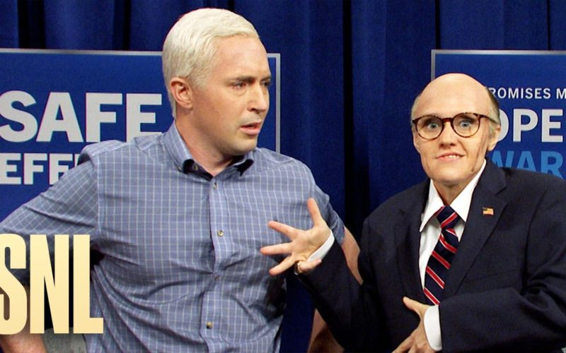 Mike Pence gets the COVID-19 vaccine (SNL cold open)