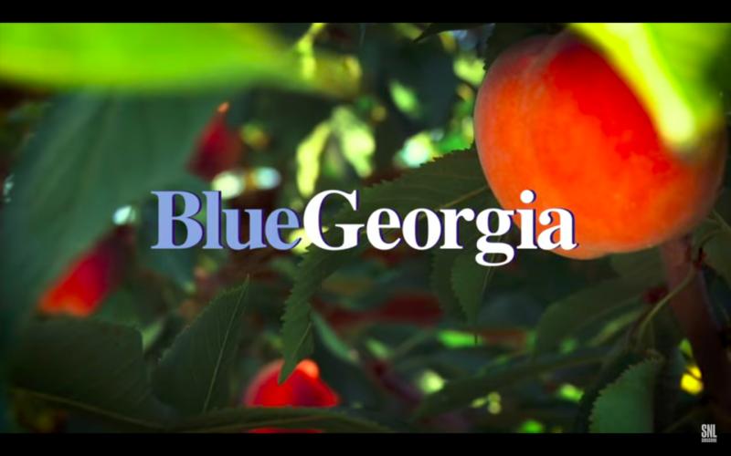 SNL's BlueGeorgia skech