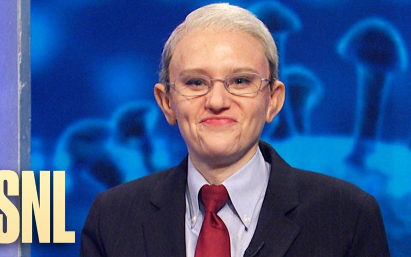 Kate McKinnon as Dr. Anthony Fauci