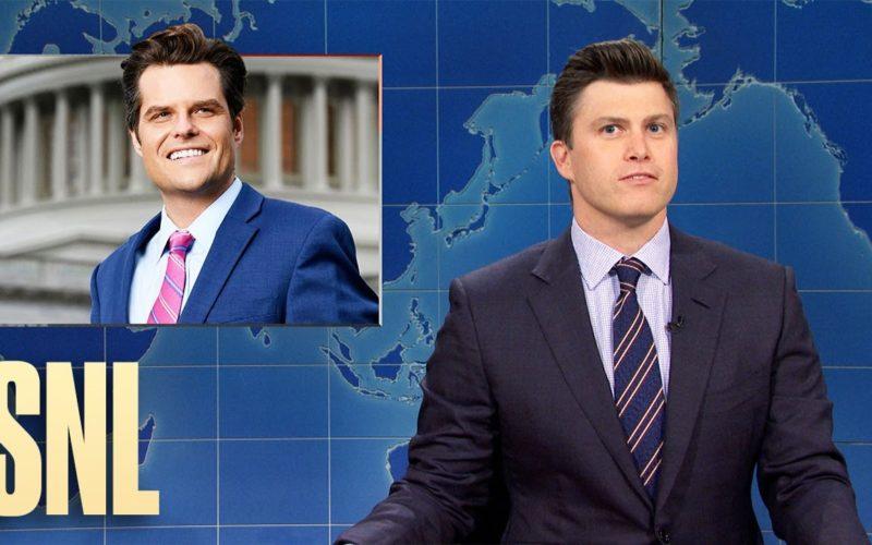 SNL skewers Matt Gaetz