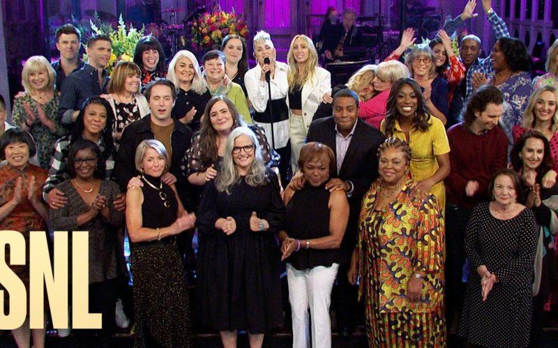 SNL 2021 Mother's Day celebration