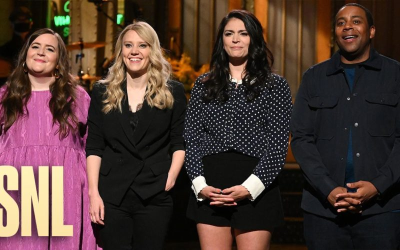 SNL season finale still