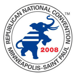 2008 Republican Convention Logo