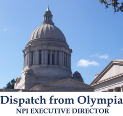 Dispatch from Olympia