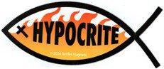 Hypocrite Fish