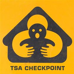 Achtung! TSA Checkpoint