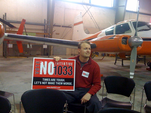 Even Tim Eyman Opposes Initiative 1033
