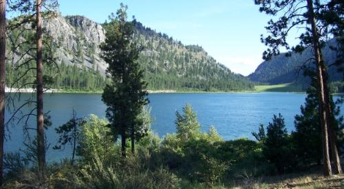 Alta Lake Photo
