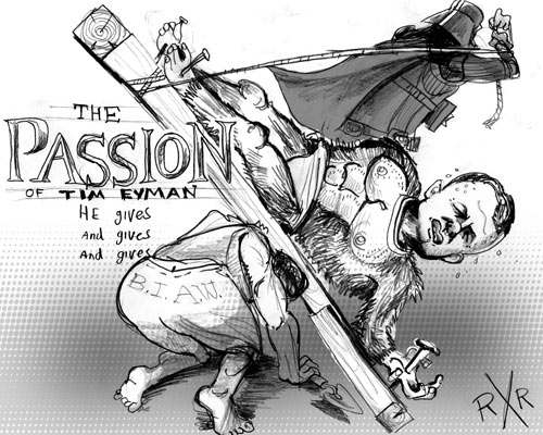 The Passion of Tim Eyman