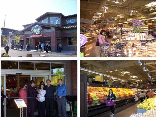 PCC Natural Markets Redmond Store Grand Opening
