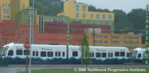 Link Trains Undergoing Testing