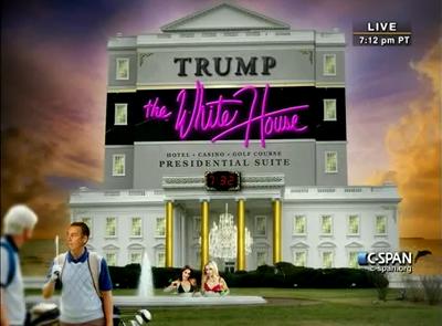 The Donald Trump White House