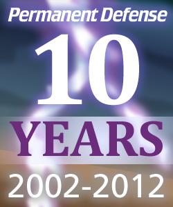 Ten Years of Permanent Defense