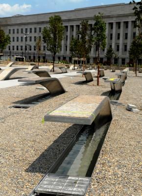 The Pentagon September 11th memorial