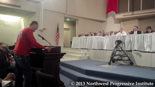 Tim Eyman testifies