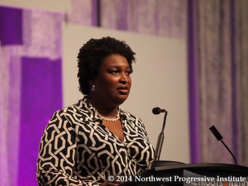 Representative Stacey Adams