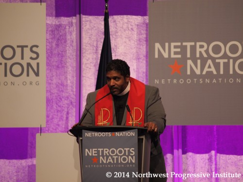 Reverend William Barber