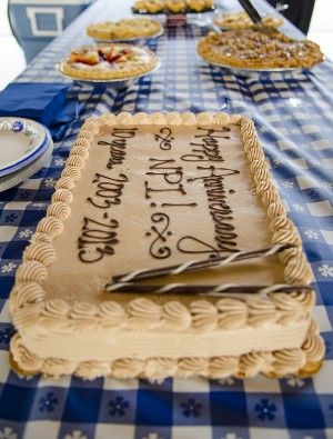 Desserts at NPI's Tenth Anniversary Picnic