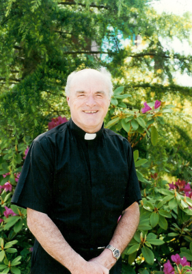 Father Gerald Lovett