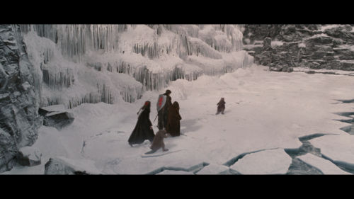 Still from the Lion, the Witch, and the Wardrobe