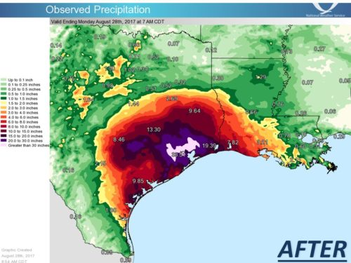 Harvey rainfall after update