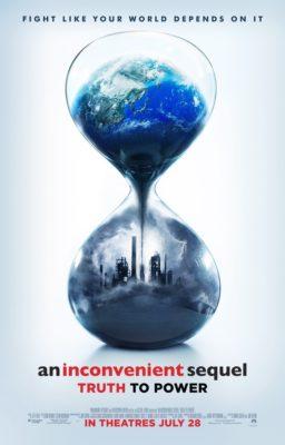 Movie poster for Al Gore's An Inconvenient Sequel