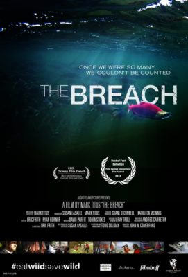 "Poster for ""The Breach"""
