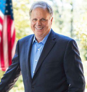 Senator-elect Doug Jones of Alabama