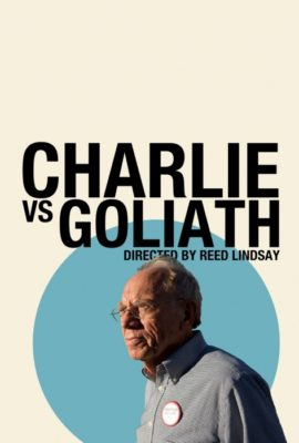 Charlie vs. Goliath: Movie poster