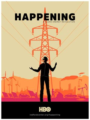 """Happening"" (A Clean Energy Revolution)"