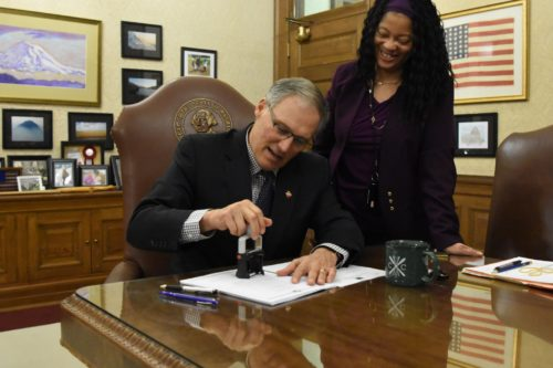 Governor Inslee vetoes ESB 6617