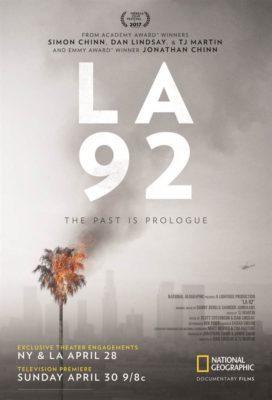 LA 92 Release Poster