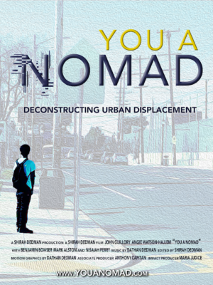 You A Nomad poster