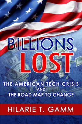 Billions Lost, by Hilarie T. Gamm