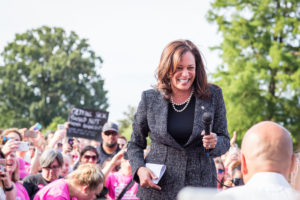 Are Democrats ready to defend Kamala Harris from the misogyny Geraldine Ferraro faced?