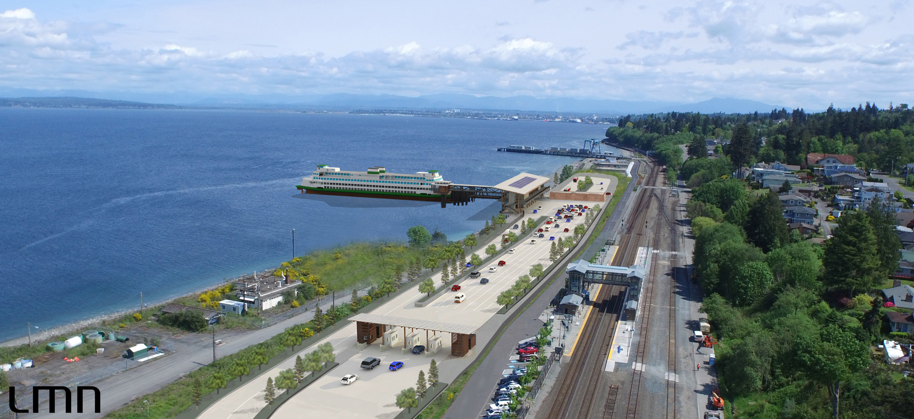 2019-2021 transportation budget approved by Washington State
