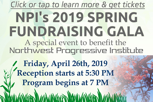 Join us for NPI's 2019 Spring Gala