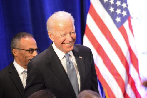 Joe Biden at MLK Day Breakfast