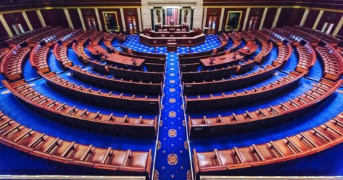 Chamber of the United States House of Representatives