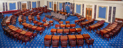 Chamber of the United States Senate