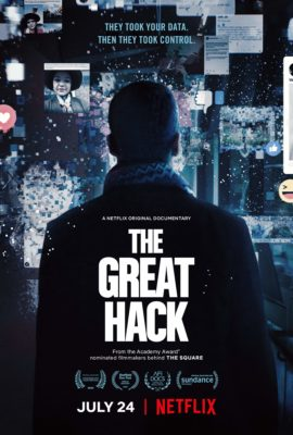 Poster for The Great Hack