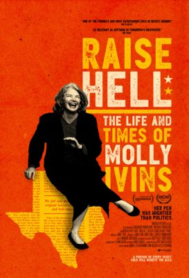The Life and Times of Molly Ivins