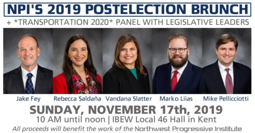 Join us for NPI's Postelection Brunch