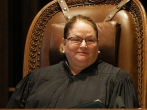 Retired Justice Mary Fairhurst