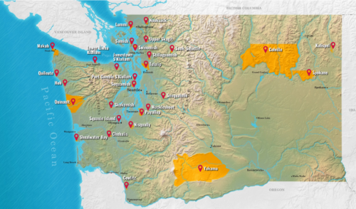 Washington's federally recognized tribes