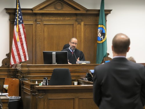 Judge Marshall Ferguson admonishes Tim Eyman