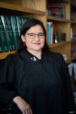 New Supreme Court Justice Raquel Montoya-Lewis