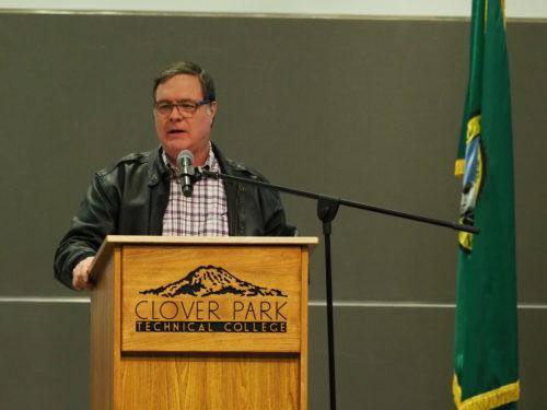 Denny Heck speaking