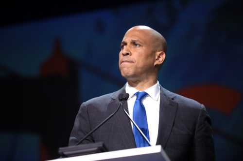 Cory Booker never got a breakout moment to make an impression on voters